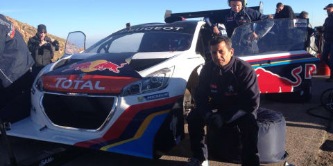 Rhys Millen admits Sebastian Loeb unbeatable at Pikes Peak