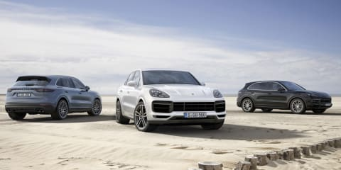 2018 Porsche Cayenne pricing and specs