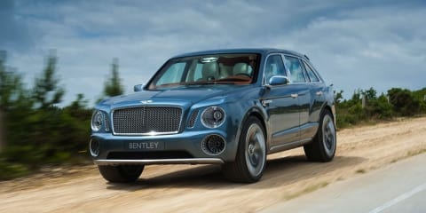 Bentley SUV to get plug-in hybrid capability