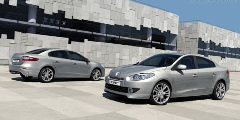 2010 Renault Fluence confirmed for Australia