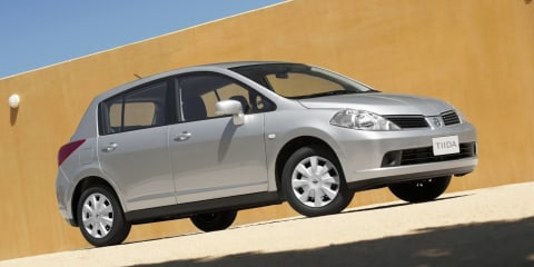 2007 NISSAN TIIDA ST Review