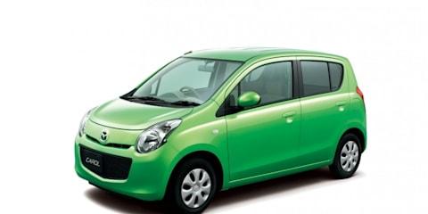 Mazda Japan unveils Alto-based Carol