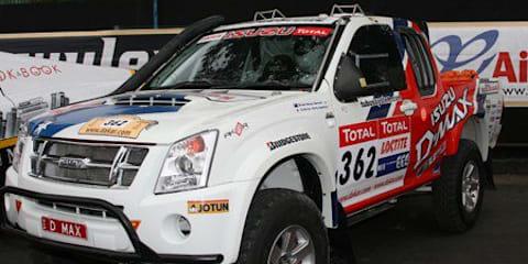 Aussie team makes serious gains in Dakar
