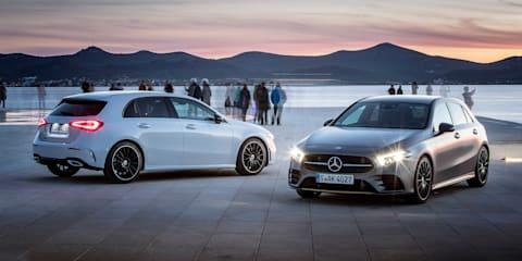 2018 Mercedes-Benz A-Class: Initial details