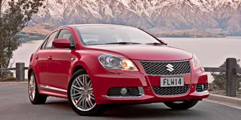 Suzuki pulls out of US car market