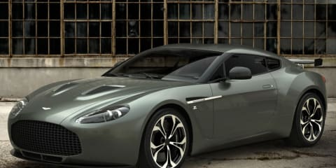 Aston Martin V12 Zagato production road car revealed