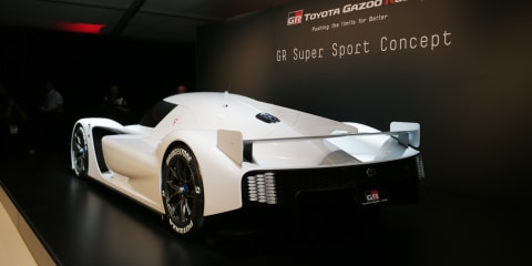 Toyota GR Super Sports Concept headed for production