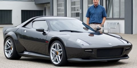 Ferrari says no to new Lancia Stratos production