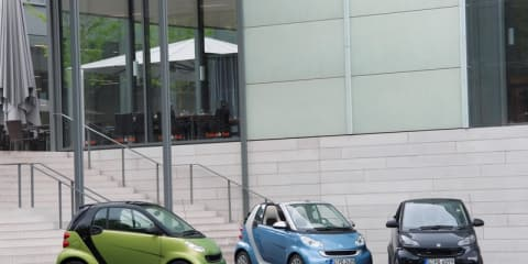 2010 smart fortwo update unveiled, confirmed for Australia