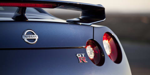 2012 Nissan GT-R Review: Track test