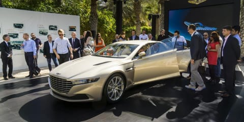 Aston Martin Lagonda Taraf will available outside Middle East, but not Australia - UPDATE
