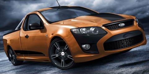 FPV Pursuit: final edition ute arrives at $52,990