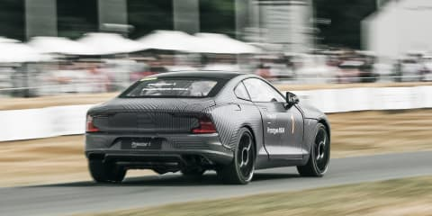 """Polestar 1 will be """"thrilling"""" - chief test driver"""