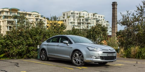 2015 Citroen C5 Limited Edition Exclusive Review
