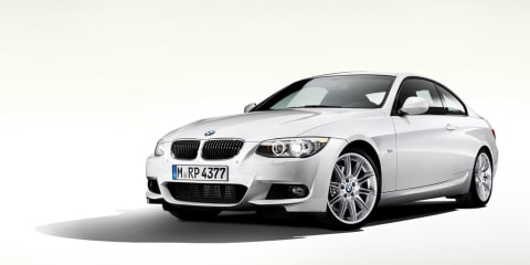 2010 BMW 3 Series Coupe and Convertible receive M Sport Style