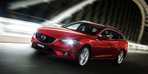 Mazda6 safety technologies revealed
