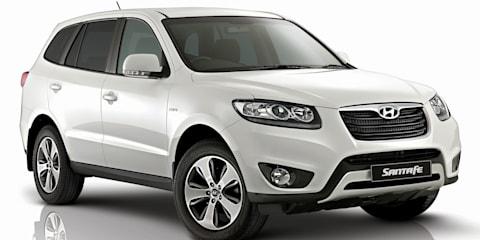 2012 Hyundai Santa Fe Trail on sale