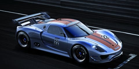 Porsche 961 to fill gap between 911 GT2 and 918 RSR: report
