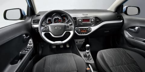 2011 Kia Picanto interior image and details revealed