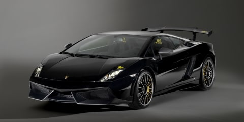 Lamborghini Gallardo LP570-4 Blancpain Edition to appear at Paris Motor Show