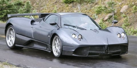 2011 Pagani C9 passes Euro 5 and US emission regulations