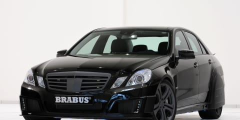 BRABUS E V12 Coupe – World's Fastest GT