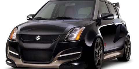 2011 Suzuki Swift R Concept to debut at Beijing Motor Show