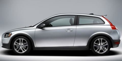 Volvo C30 recieves Golden Steering Wheel Award