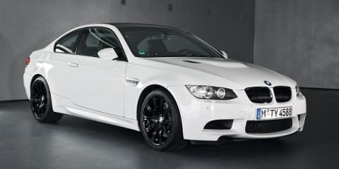 2011 BMW M3 Pure Edition for Australia