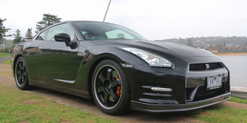 Nissan GT-R Review :: Black Edition