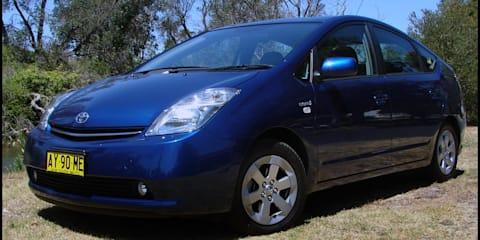 2008 Toyota Prius i-Tech Hybrid Review