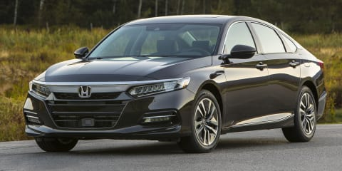 2019 Honda Accord: Hybrid confirmed for Oz