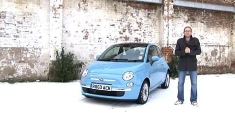 Video: Fiat 500 TwinAir review by Fifth Gear