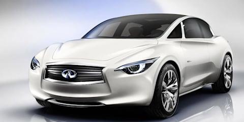 Infiniti Etherea Concept Geneva Motor Show preview