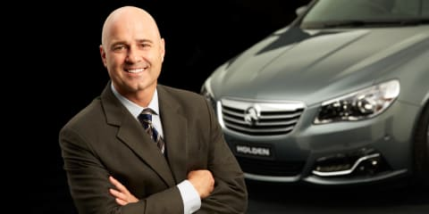 Holden boss Mike Devereux to leave following GM promotion
