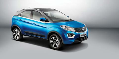Tata Nexon revealed for Indian market