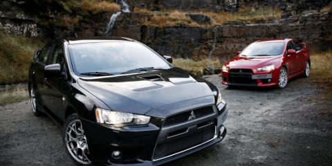 Mitsubishi Lancer Evolution XI could go hybrid