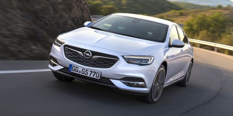 Opel Insignia gains 147kW turbo petrol option, not for Oz