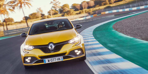 2019 Renault Megane RS pricing and specs