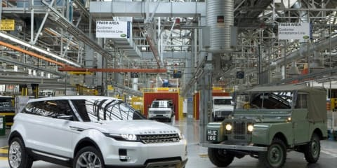 Tata buys Jaguar Land Rover, appoints new CEO