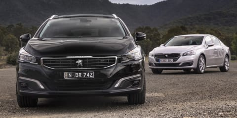 2015 Peugeot 508 pricing and specifications