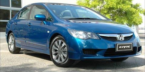 Honda Civic gains curtain airbags as standard