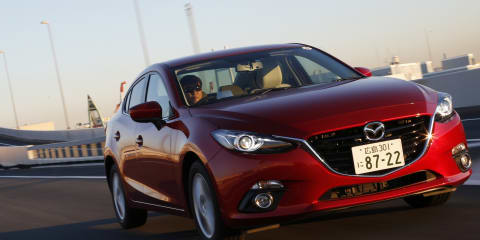 Mazda 3 Hybrid Review: Quick Drive