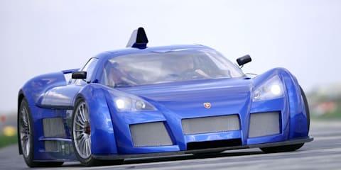 2011 Gumpert Torante Geneva Motor Show preview
