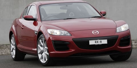 2003-2009 Mazda RX-8 recalled for fuel leak fix:: 5400 vehicles affected