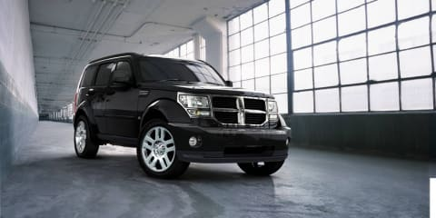 2009 Dodge Nitro SX-R Limited Edition