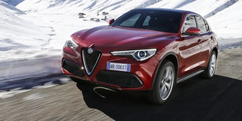 2018 Alfa Romeo Stelvio local details - UPDATE