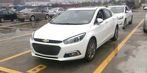 2015 Chevrolet Cruze revealed
