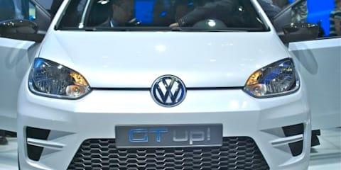 Volkswagen Up! GT set to roll
