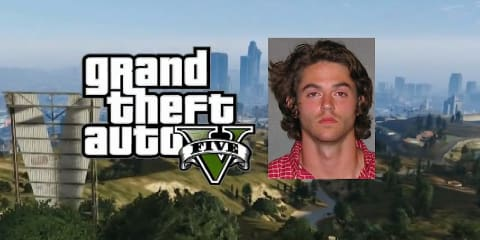 US man arrested, charged for living out Grand Theft Auto video game